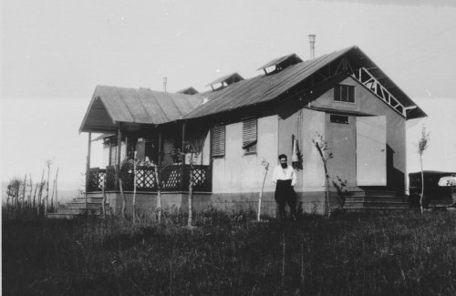 Albania 1931 Devoli Alloggio del personale AIPA
