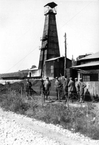 Albania 1934 Penkova Sonda Fauch appena montata
