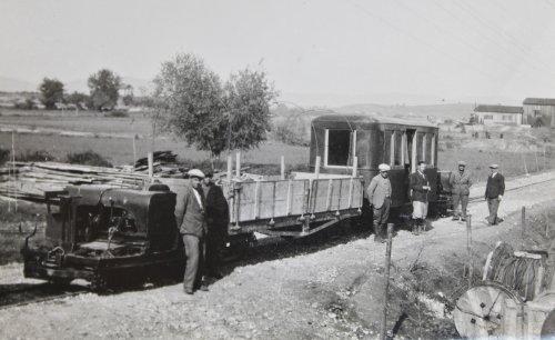 devoli treno interno