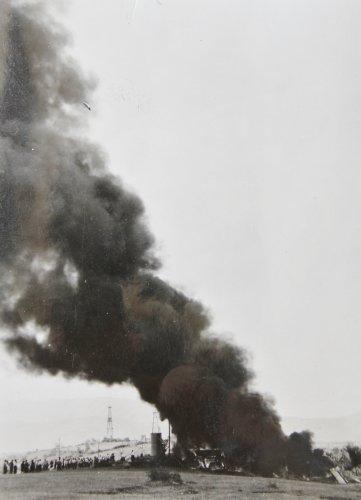 incendio raffineria sperimentale 18 7 34