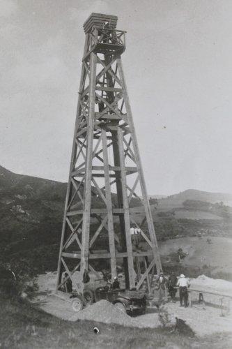 devoli costruzione della torre