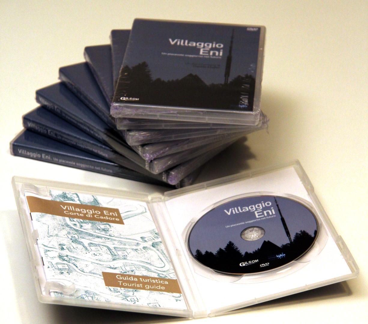 DVD Villaggio eni Borca