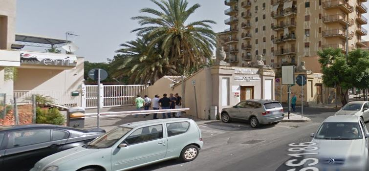 Ingresso sede Apve Palermo