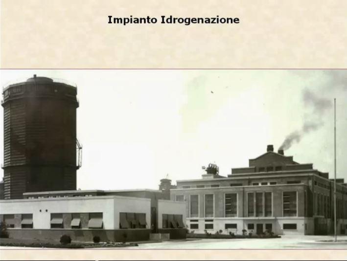 Livorno idrogenazione