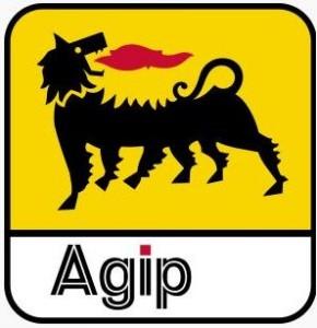 Logo Agip eni nuovo