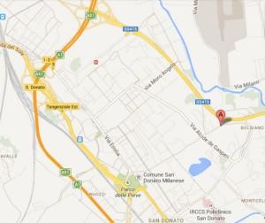 Mappa Ufficio SDM