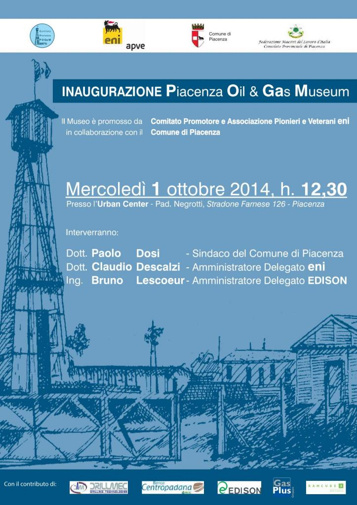 Museo oil and gas Piacenza