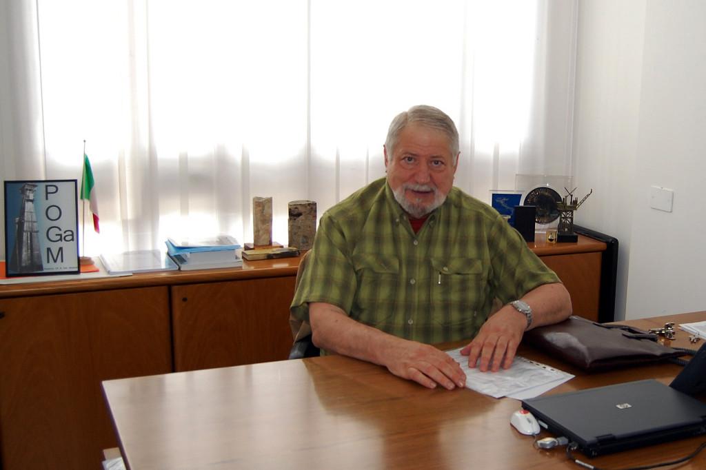 Presidente Giovanni Paccaloni